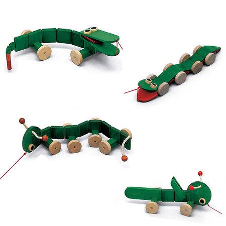 Bewegliches Spielzeug
