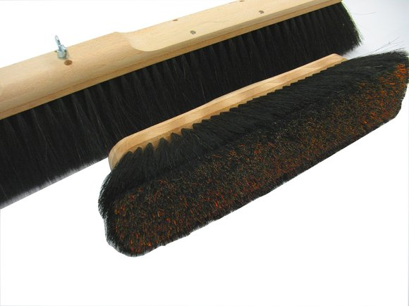 Horsehair broom with Madagascar core / Allround Broom