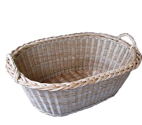 Wäschezaine oval